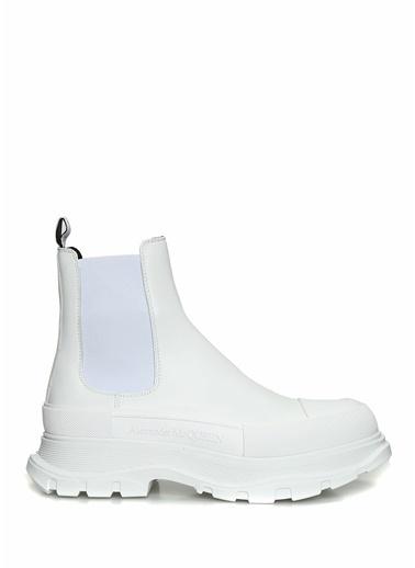 Alexander McQueen Bot Beyaz